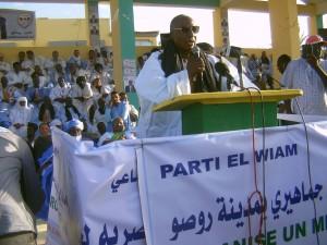 Sow Mohamed Deina, ancien maire de Rosso